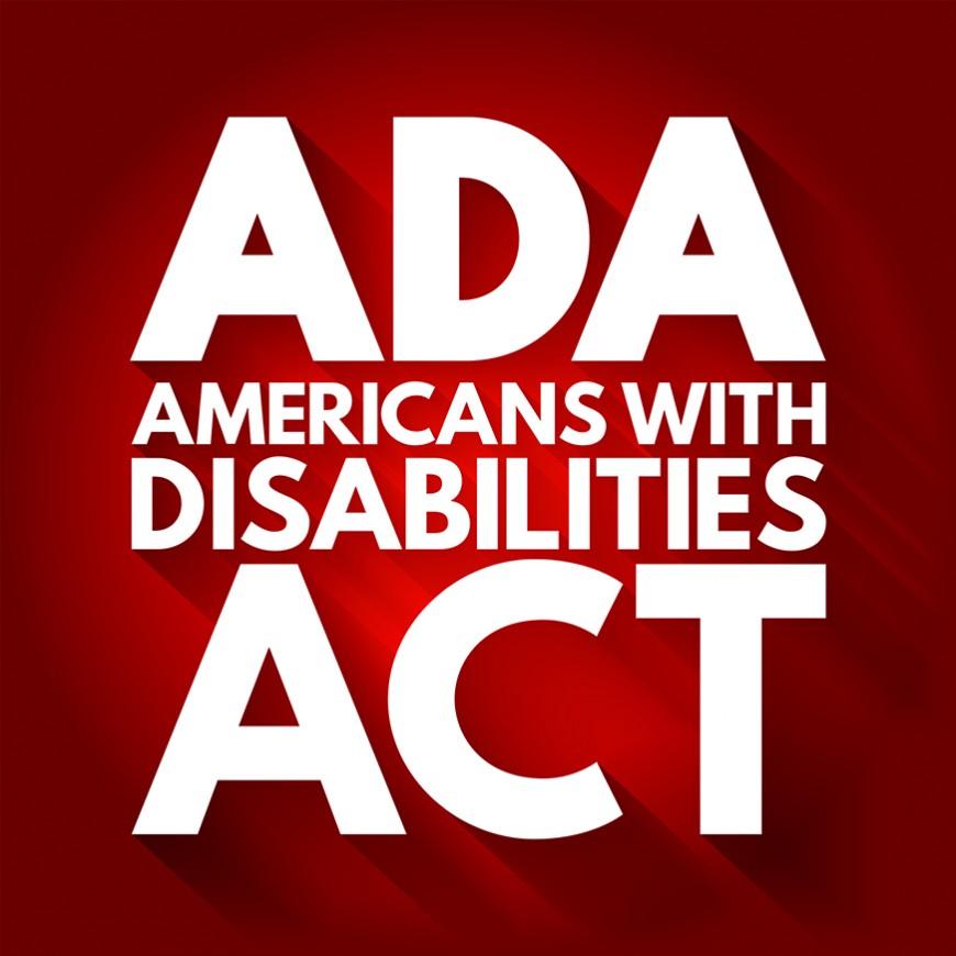 ADA, la ley que prohíbe la discriminación basada en la discapacidad