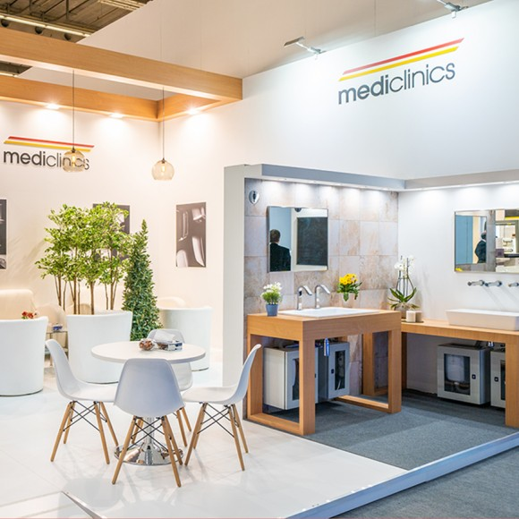 Mediclinics en Mosbuild, Interclean y Expocomfort 2020